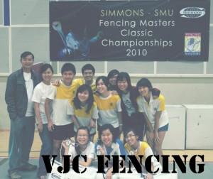 vjc fencers